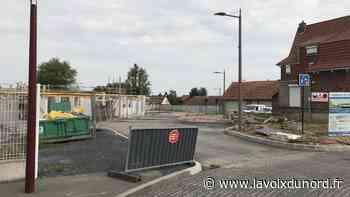 À Auchy-les-Mines, le fond de la place Jean-Jaurès change de visage - La Voix du Nord