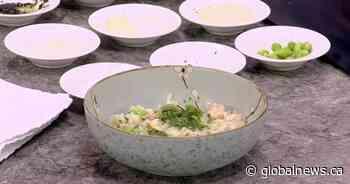 Recipe: 'Matane' shrimp risotto - BC | Globalnews.ca - Global News