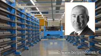 Carvico riparte con il nuovo reparto di orditura: un investimento sulla crescita - Bergamo News - BergamoNews.it