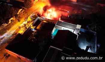 Xinguara: Ação da PM com apoio de populares evita explosão em depósito de gás - Blog do Zé Dudu