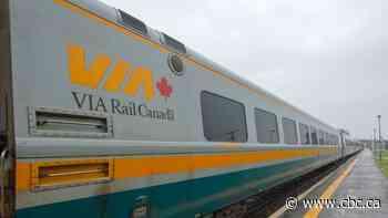 Via Rail restores some daily services along Quebec City-Windsor corridor - CBC.ca