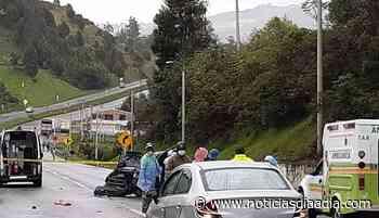 Accidente deja menor muerta entre Villapinzón, Cundinamarca, y Tunja,... - Noticias Día a Día