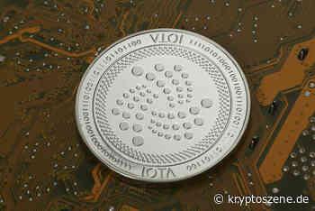 IOTA Kurs Prognose: MIOTA/USD steigt um 4,5 Prozent auf $0,39 Dollar - IOTA 1.5 gestartet - Kryptoszene.de