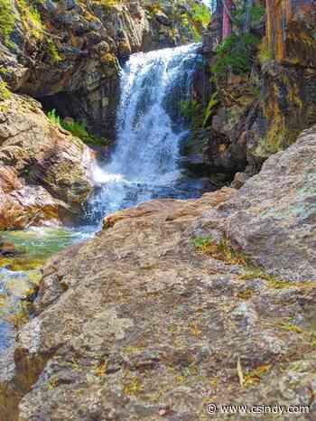 Hiking Bob: Road trip hike — Browns Creek Falls