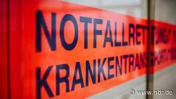 Sassenburg: Motorradfahrer schwer verletzt - NDR.de