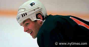Dale Hawerchuk, Phenom in Hockey Hall of Fame, Dies at 57