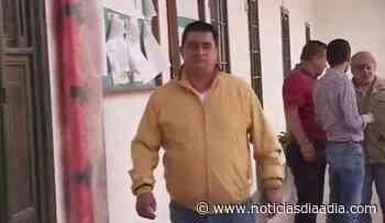 """Por """"irrespetuoso"""" sancionan exconcejal de Chocontá,... - Noticias Día a Día"""