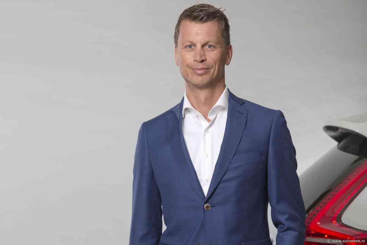 Björn Annwall en Herrik van der Gaag van Volvo Cars - Autoweek
