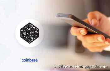Coinbase Exchange Opens Numeraire Trading; NMR Up Over 130% in Last 10 Days - Bitcoin Exchange Guide