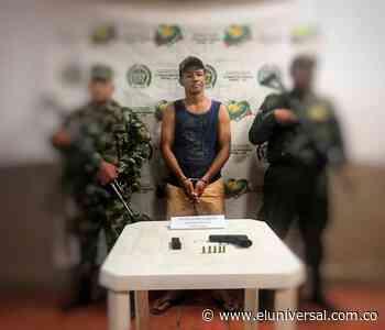 Joven hallado muerto en Majagual era de Achí y tendría casa por cárcel - El Universal - Colombia