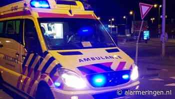 Ongeval met letsel op Westdijk in Hellevoetsluis | 20 augustus 2020 14:50 - Alarmeringen.nl