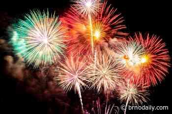 Ignis Brunensis Fireworks Festival Starts Today – Brno Daily - Brno Daily