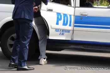 PDI detiene a individuo que le disparó a un hombre en Illapel - http://www.diariolaregion.cl