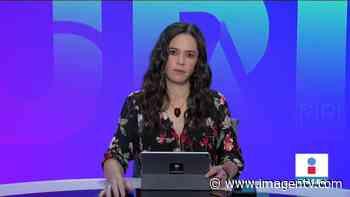 Noticias con Yuriria Sierra | Programa completo 20/08/2020 Imagen Televisión - Imagen Televisión
