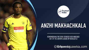 The Anzhi Makhachkala side that lost to Newcastle: Where are they now? - Squawka