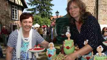 Hand- und Mundwerkmarkt in Lippoldsberg braucht mehr Helfer - HNA.de