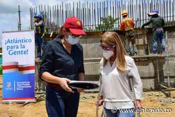 Alcantarillado de Palmar de Varela llegará al 92% de la población - EL HERALDO