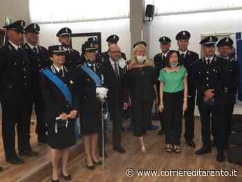 La Polizia Penitenziaria compie 203 anni: la cerimonia al Carmelo Magli - Corriere di Taranto - Corriere di Taranto