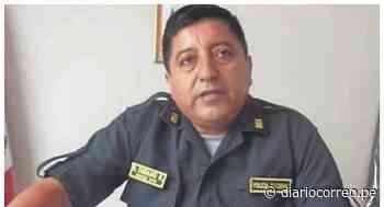 Oficial santeño a cargo de comisaría de Monsefú lucha por su vida en Lima - Diario Correo