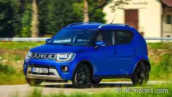 Suzuki Ignis Hybrid (2020) im Test: Clevere Allrad-Kiste? - Motor1 Deutschland