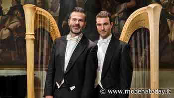 Concerto per arpe a Rubbiano di Montefiorino, atmosfere spagnole con davide Burani e José Antonio Domené - ModenaToday