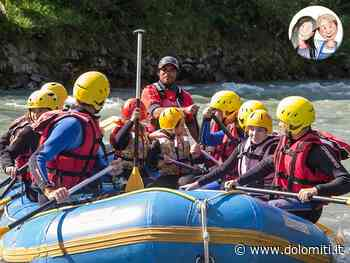 Campo Tures: LE AVVENTURE DEGLI ELFI: Kids Rafting - Dolomiti.it