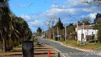 Gracias a Santa Bernardina también Buem y barrio frente a parque Hispanidad se verán beneficiados - duraznodigital.uy