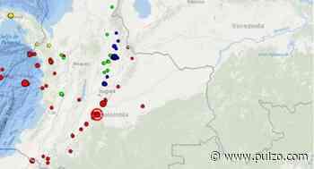 Temblor de magnitud 3,9 levantó de la cama a habitantes del Meta, y vecinos lo sintieron - Pulzo.com