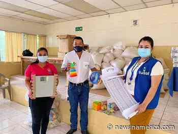Programa de Primera Infancia de FUSAL en Jicalapa, Chiltiupán y Guaymango entra a su etapa de sostenibilidad - Periódico Digital Centroamericano y del Caribe
