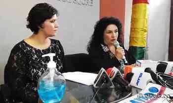 Alcaldesa de Sucre declara cuarentena en la ciudad - El País