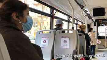 Sarmeola, disabile sale sul bus senza mascherina: l'autista lo fa scendere - Il Mattino di Padova