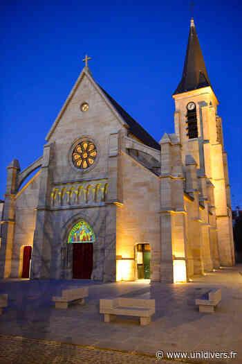 Le tympan de l'église Saint-Hermeland Église Saint-Hermeland vendredi 18 septembre 2020 - Unidivers