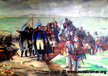 La Estrategia Naval del General San Martin (José Cerverapery) - NUESTROMAR