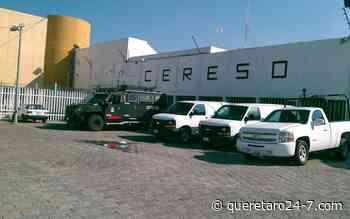 Fallece otro interno del CERESO de San Juan del Rio por COVID-19 - Querétaro 24-7