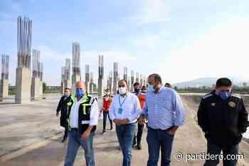 En 2021 estará funcionando Hospital Civil Oriente en Tonala - Partidero