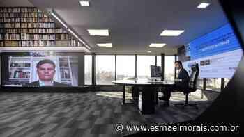 Rejeitado em palestra na UBA, Moro contra-ataca com live na Argentina - Blog do Esmael