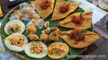 Food tour serves an Original Taste of Hoi An