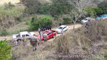 Inea promove operação para coibir queimadas em Carmo e Sumidouro - Serra News