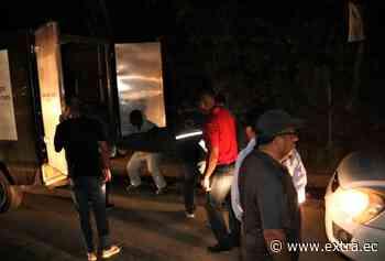 Viernes de terror en Cuenca y Portovelo - Portal Extra