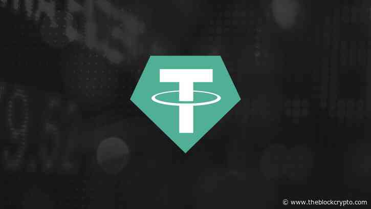Tether is moving 1 billion USDT coins from TRON to Ethereum blockchain - The Block Crypto