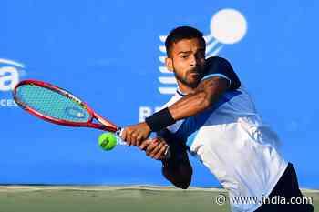 Tennis: Sumit Nagal Goes Down Fighting Against Stanislas Wawrinka in Prague Open Quarterfinals - India.com