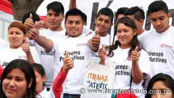 Sullana: ofrecen becas para programa 'Jóvenes productivos' en Querecotillo - El Regional