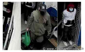 Robbers clean out Mount Albert laundromat of $5K in cash, coins - NewmarketToday.ca