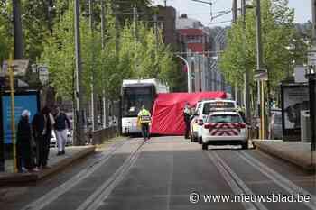Dodelijk ongeval met tram op Sint-Bernardsesteenweg