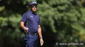 Phil Mickelson vor Debüt auf der Senioren Tour - Golf Post