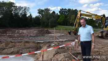 Malsfeld wird vor Hochwasser geschützt - HNA.de