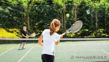 Tennis performance Bois le Roi dimanche 9 août 2020 - Unidivers