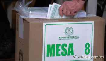 17.070 personas están habilitadas para votar en elecciones atípicas de Achí - Caracol Radio