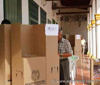 Consejo de seguridad con Mindefensa por garantías de comicios en Achí - El Universal - Colombia