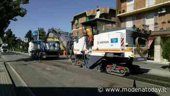 Cantieri, lavori sulla Provinciale 16 a Castelnuovo Rangone - ModenaToday